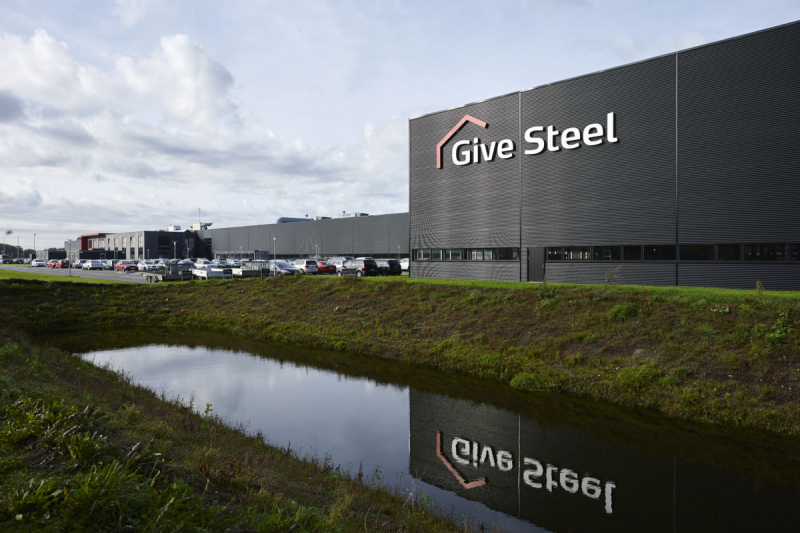 Give Steel
